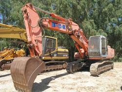 Escavatore cingolato Fiat - Lotto 53 (Asta 2338)