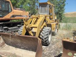 Benati  Backhoe loader - Lot 57 (Auction 2338)