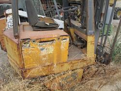 Cat M 30 Forklift truck - Lot 64 (Auction 2338)