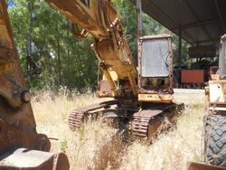 Escavatore cingolato Cat - Lotto 66 (Asta 2338)