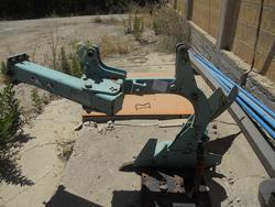 Nardi Mounted plough with direct hitch - Lot 71 (Auction 2338)