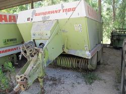 Claas High Duty Press - Lot 8 (Auction 2338)