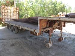 Semitrailer - Lot 81 (Auction 2338)