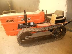 Fiat crawler tractor - Lot 93 (Auction 2338)