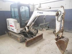 Bobcat mini excavator - Lot 97 (Auction 2338)