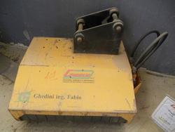 Ghedini shredder - Lot 99 (Auction 2338)