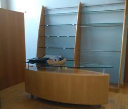 Metal shop furniture - Lot 2 (Auction 2341)