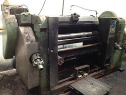 Mercier Freres Annonay Finiflex h2 Etir h2 setting out and sammying machines tannery machines - Lot 1 (Auction 2342)