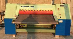 Dedusting machine Mcr Svp 1800 complete with Robuschi turbo engine - Lot 6 (Auction 2342)