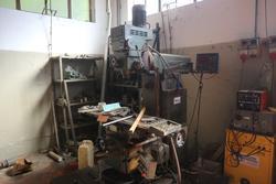 Fresa verticale Novar Tv 1200 - Lotto 58 (Asta 2346)