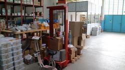 Electric cart Incab Milano - Lot 6 (Auction 2349)