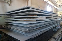 Stainless steel sheets and hydraulic accessories - Auction 2352