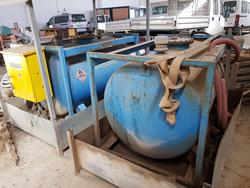 Tanks and electric pumps - Lot 34 (Auction 2355)
