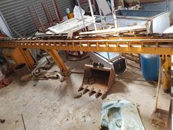 Oscam bending machine - Lot 37 (Auction 2355)