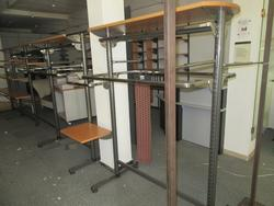 Store furnishing and shelving - Lot 16 (Auction 2359)