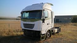 Iveco Stralis road tractor - Lot 1 (Auction 2366)