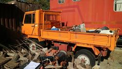 Camioncino Omai - Lotto 12 (Asta 2366)