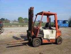 Forklift truck - Lot 1 (Auction 2369)