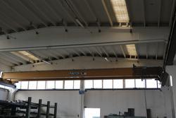 Facco overhead crane 5t - Lot 1 (Auction 2371)