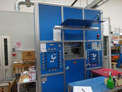 Pressa per lavorazione lamiere di argento Model Pressa - Asta 2373