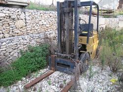 Esslingen H20 Forklift - Lot 3 (Auction 2378)