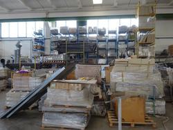 Minuteria e ferramenta per la produzione di mobili - Lotto 1 (Asta 2379)