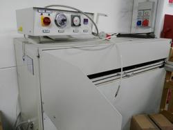 Máquinas de coser Durkopp Rimoldi y Cimas Rontondi prensa - Subasta 2381