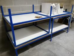 Work tables - Lot 1 (Auction 2381)