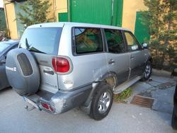Autocarro Nissan Terrano - Lotto 1 (Asta 2399)