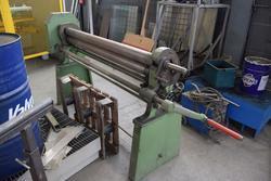 Roll bending machine - Lot 17 (Auction 2413)