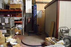 Robopac packaging machine - Lot 18 (Auction 2413)