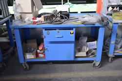 Pallets and workbenches - Lot 23 (Auction 2413)