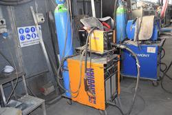 Rivoira GA 2 welding machine  - Lot 26 (Auction 2413)