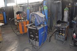 Cemont Blumig 500H welding machine  - Lot 28 (Auction 2413)