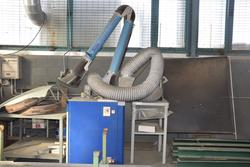 Coral Cleaning smoke extractor - Lot 31 (Auction 2413)