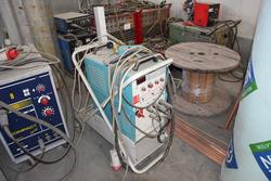Iceb TIG 250 CH welding machine  - Lot 33 (Auction 2413)