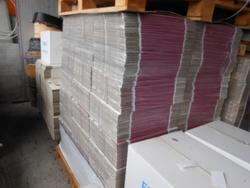 Imballaggi di cartone e capsule - Lotto 21 (Asta 2415)