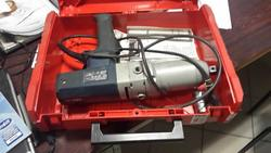 Milwaukee drill and Bosh demolition hammer - Lot 123 (Auction 2431)