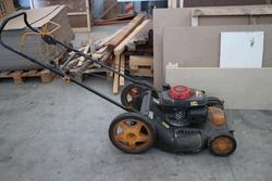 Electrolux lawn mowers and Echo brush cutter - Lot 132 (Auction 2431)