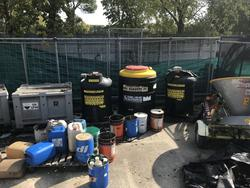 Containers for waste storage - Lot 135 (Auction 2431)