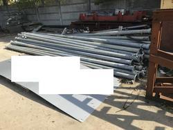 Galvanized tubes - Lot 140 (Auction 2431)