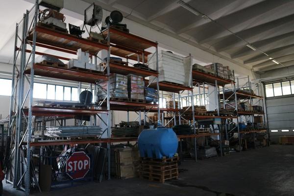 La Fortezza Scaffali.Scaffalatura Metallca Industriale La Fortezza