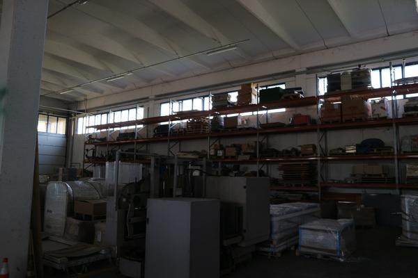 La Fortezza Scaffalature Industriali.153 2431 Scaffalatura Metallca Industriale La Fortezza Forli