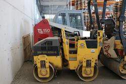 Bomag BW 100 ADM 2 road roller - Lot 22 (Auction 2431)