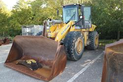 New Holland W190 loader - Lot 24 (Auction 2431)