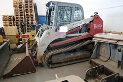 Takeuchi TL150 loader - Lot 25 (Auction 2431)