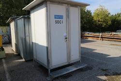 Monobloc for toilet use - Lot 38 (Auction 2431)