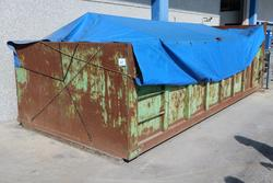 Container Open Top - Lot 41 (Auction 2431)