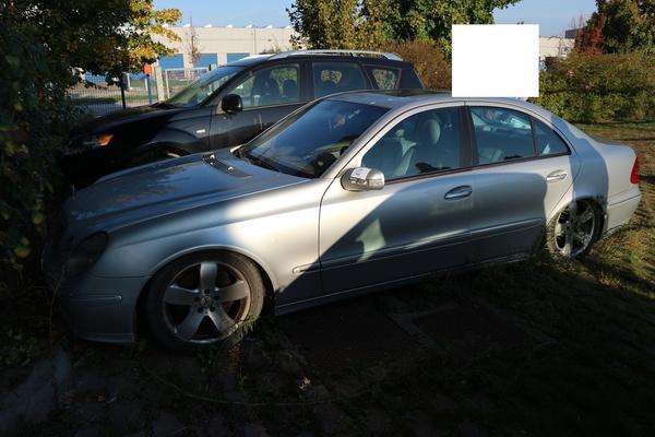 6#2431 Autovettura Mercedes Benz