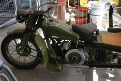 Guzzi ER 500 motorcycle - Lot 9 (Auction 2431)